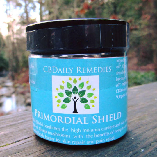 CBD Primordial Shield Body Butter