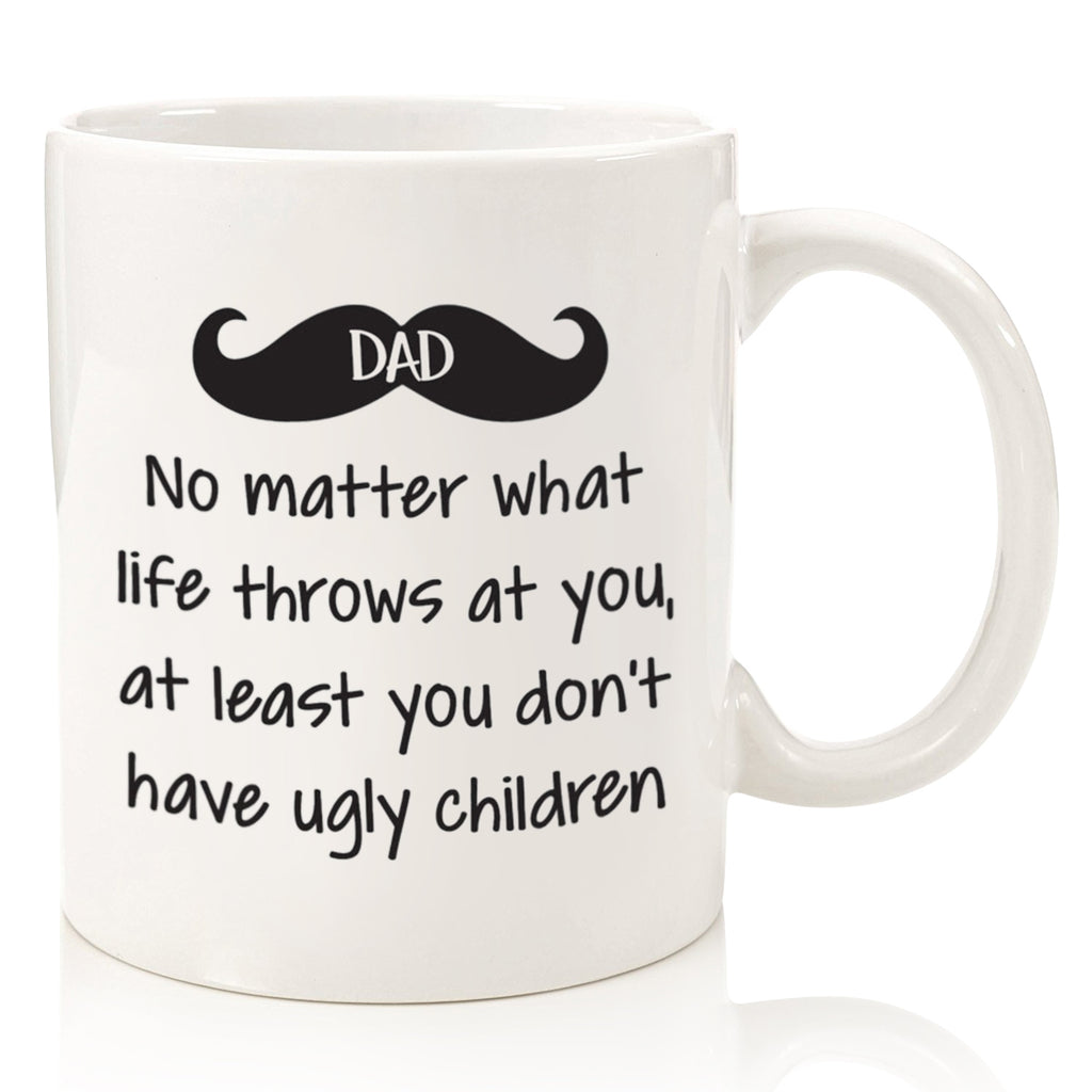 Guns Dont Kill People Dads With Pretty Daughters Do Funny Coffee Mug