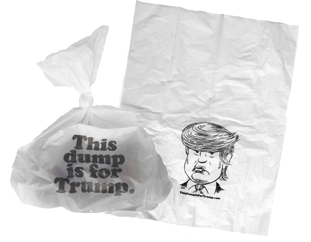 Trump Poopbag Contest: Submit your art!