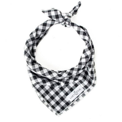 Gingham Bandanas by Lucy & Co-Store For The Dogs