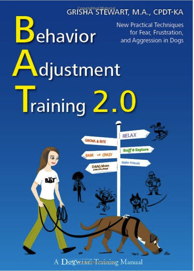 Book: Behavior Adjustment Training-Store For The Dogs