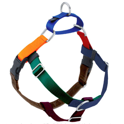 Freedom No-Pull Harness, Jelly Bean Colors, by 2 Hounds Design-Store For The Dogs