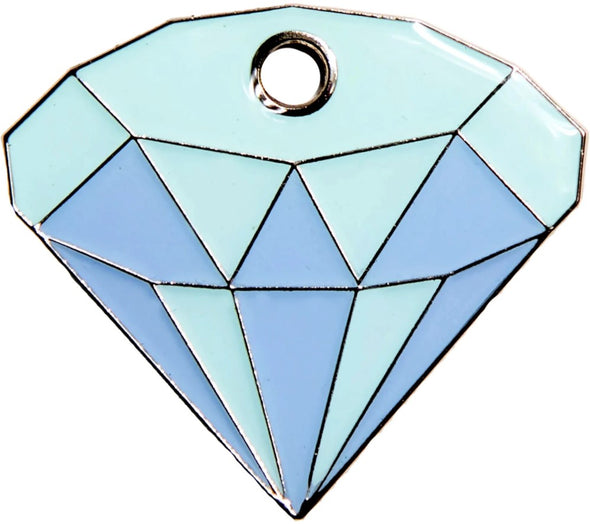 Diamond Tag by Trill Paws-Store For The Dogs