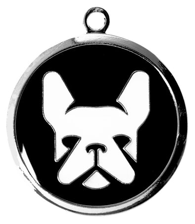 Frenchie Tag by Trill Paws-Store For The Dogs