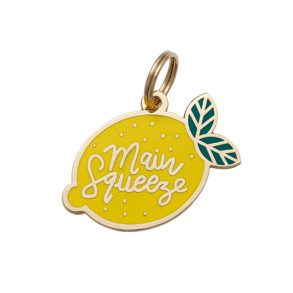 Main Squeeze Tag by Two Tails-Store For The Dogs