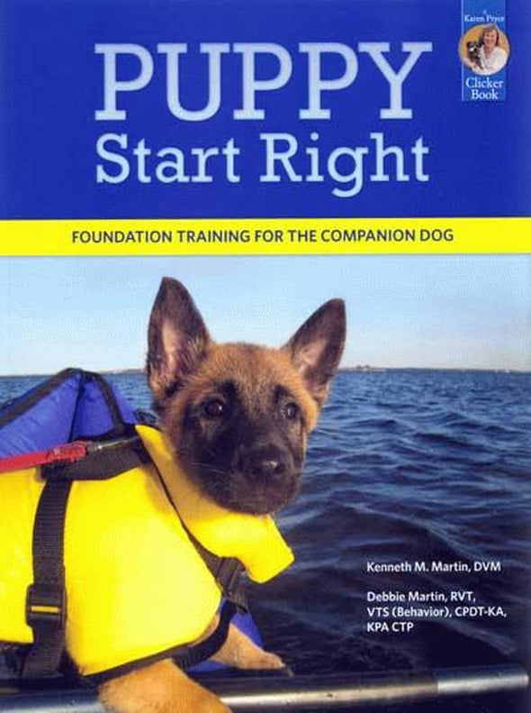 Book: Puppy Start Right-Store For The Dogs