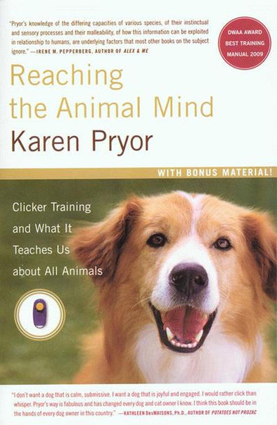 Book: Reaching The Animal Mind-Store For The Dogs