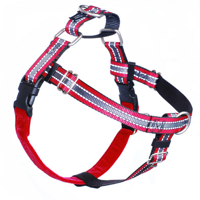 Freedom No-Pull Harness, Reflective, by 2 Hounds Design-Store For The Dogs