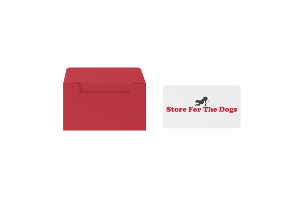 Store For The Dogs Gift Card-Store For The Dogs