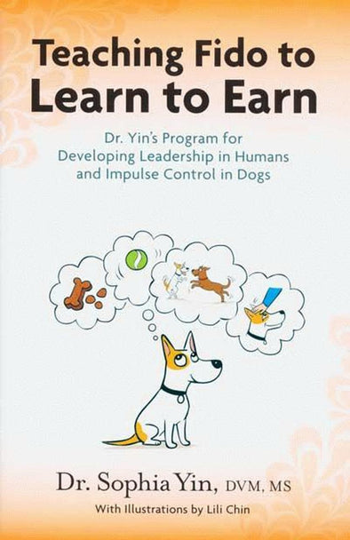 Book: Teaching Fido to Learn to Earn-Store For The Dogs