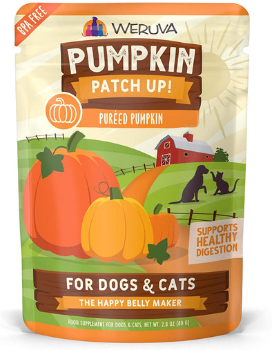 Weruva Dog Pumpkin Pouch-Store For The Dogs