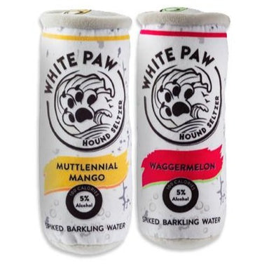 White Paw Squeaky Toys by Haute Diggity Dog-Store For The Dogs
