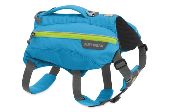 Single Track Dog Hydration Backpack by Ruffwear-Store For The Dogs