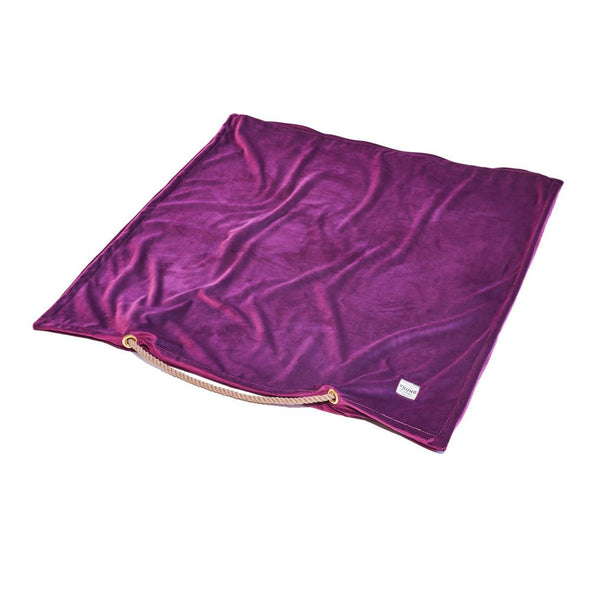 Washable Velvet Dog Bed by Found My Animal-Store For The Dogs