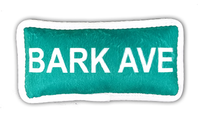 Bark Avenue Plush Toy-Store For The Dogs