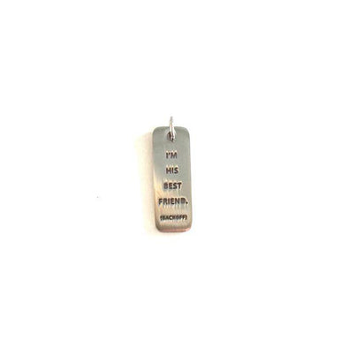 His/Her Best Friend Dog Tag-Store For The Dogs