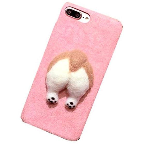Corgi Butt Phone Case-Store For The Dogs