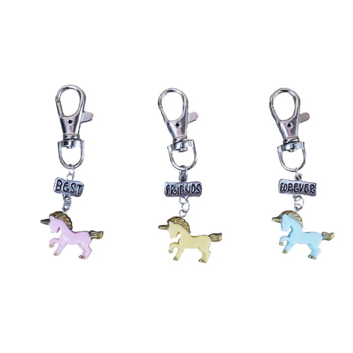 Unicorns BFF Tags/Necklace-Store For The Dogs