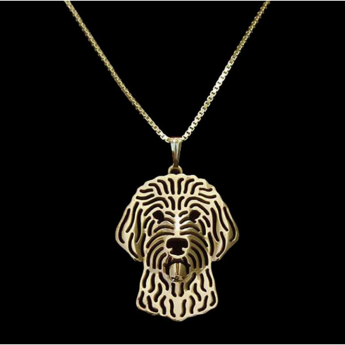 Doodle Necklace-Store For The Dogs