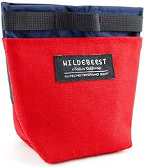 Wildebeest Magnetic Treat Pouch-Store For The Dogs