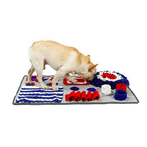 Fleece Activity Mat-Store For The Dogs