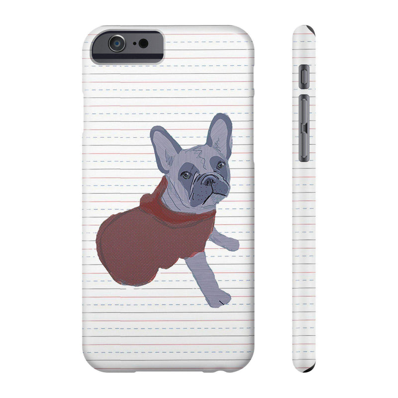 French Bulldog Phone Case-Store For The Dogs