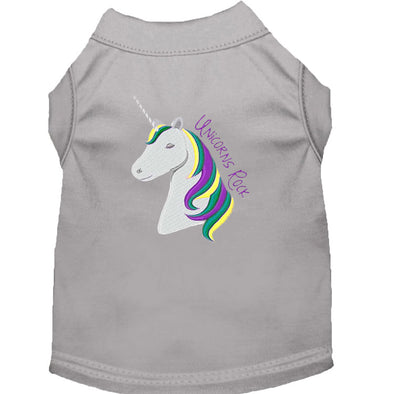 """Unicorn Rock"" Shirt-Store For The Dogs"