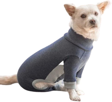 High-Neck Jumpsuit by The Furry Folks-Store For The Dogs