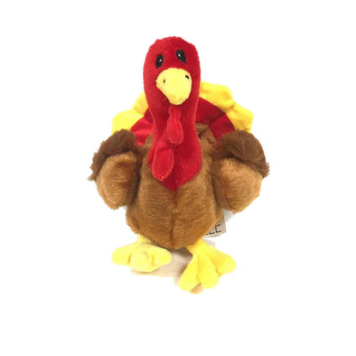 Midlee Turkey Plush Dog Toy-Store For The Dogs