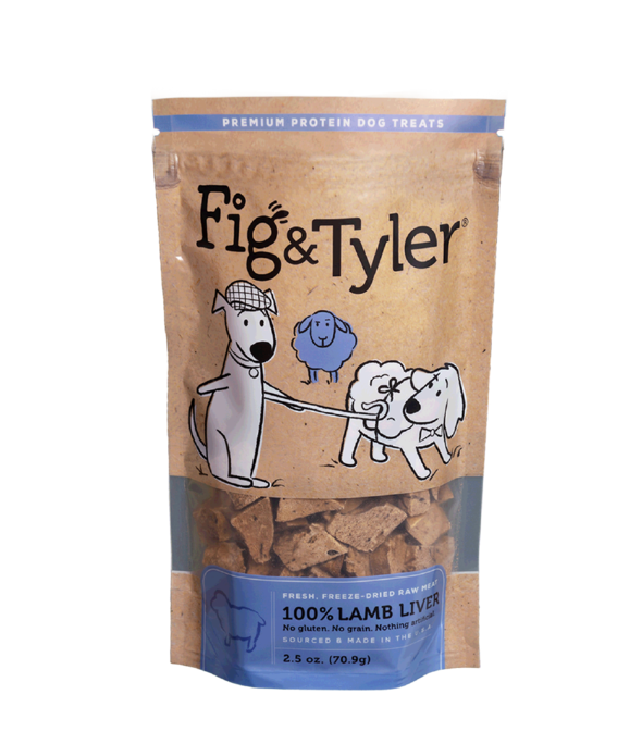Lamb Liver by Fig & Tyler-Store For The Dogs