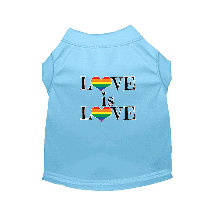 Love is Love T-Shirt-Store For The Dogs