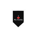 I Love My Daddy Dog Bandana-Store For The Dogs
