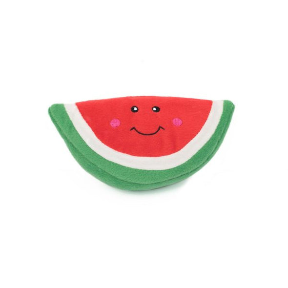 Watermelon Squeaky Toy by ZippyPaws-Store For The Dogs