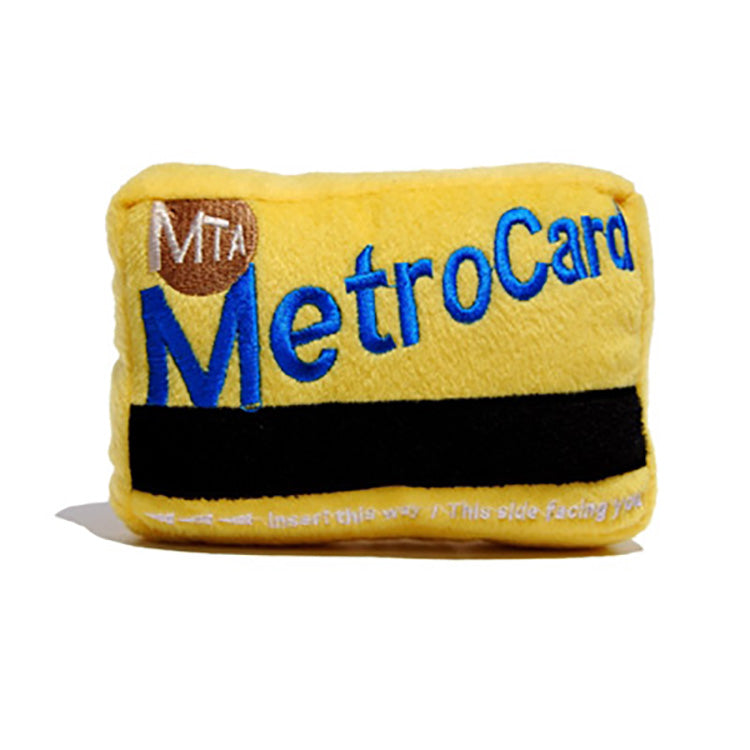 Squeaky MetroCard-Store For The Dogs