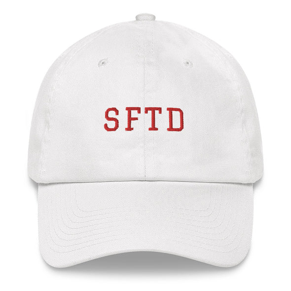 "School For The Dogs ""SFTD"" Dad Hat-Store For The Dogs"