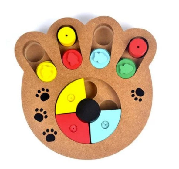 Busy Paw Toy-Store For The Dogs
