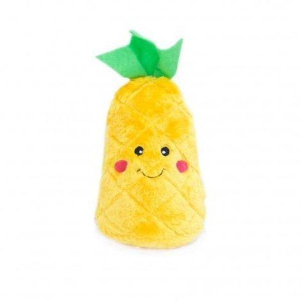 Pineapple Squeaky Toy by ZippyPaws-Store For The Dogs