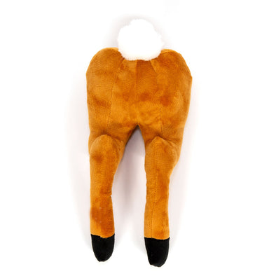 Reindeer Tush Squeaky Toy-Store For The Dogs