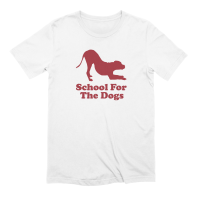 School For The Dogs T-Shirt-Store For The Dogs