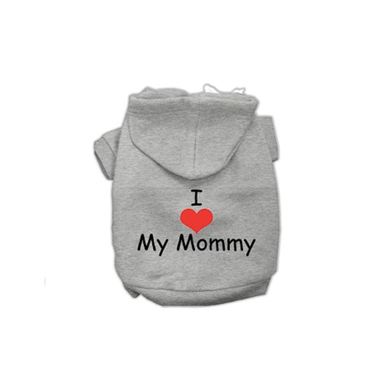 I Love My Mommy Dog T-Shirt / Sweatshirt-Store For The Dogs