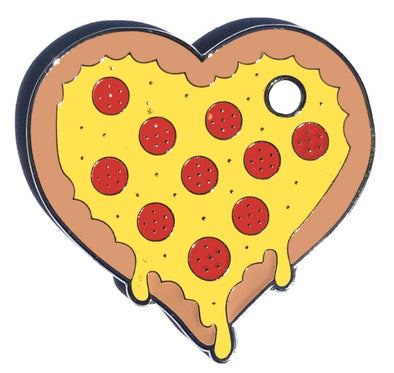 Pizza My Heart Tag by Trill Paws-Store For The Dogs