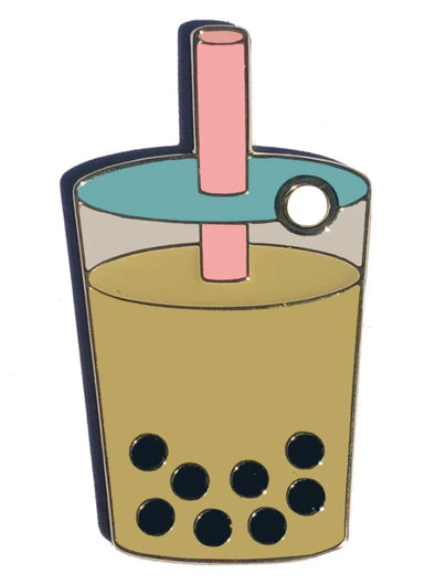 Bubble Tea Tag by Trill Paws-Store For The Dogs