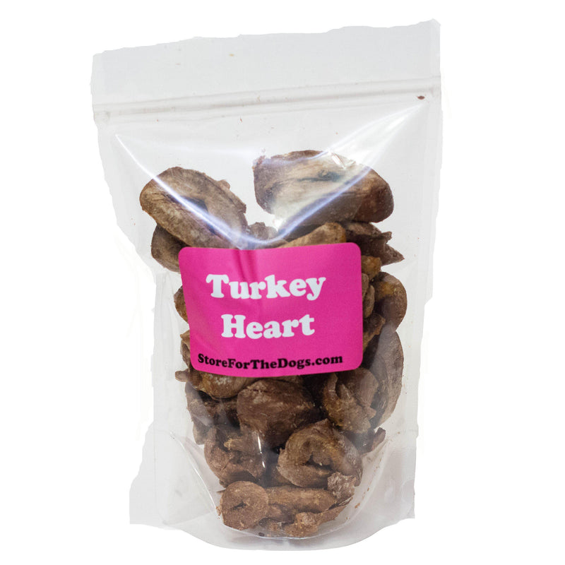 Turkey Heart Treats by SFTD-Store For The Dogs