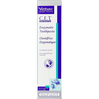 Virbac Enzymatic Poultry-Flavored Toothpaste-Store For The Dogs