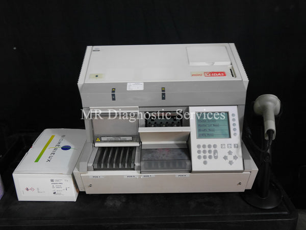 Canine Progesterone Testing Machine - Mini Vidas Gray