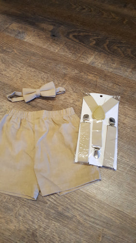 Darling Dapper Gift Set Khaki