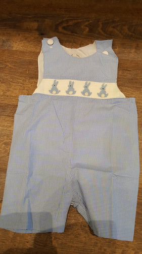 Peter Cotton Tail Bunny Shortall