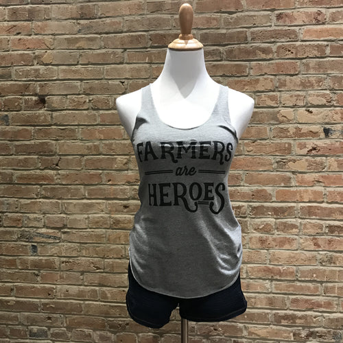 Farmers Are Heroes Tank