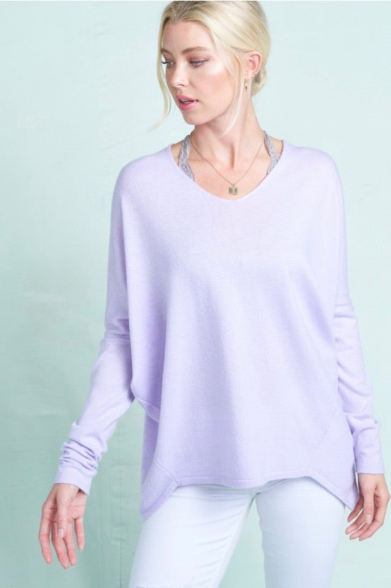Long Lightweight Sweater