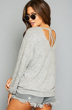Long Sleeve With Detailed Back